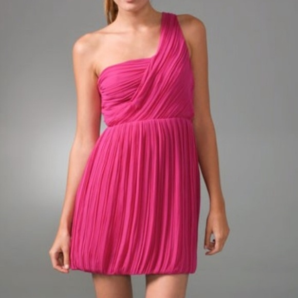 Theory Dresses & Skirts - THEORY $365 Taliana Georgette Silk Mini Dress 12